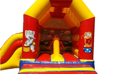 Springkasteel Het Circus