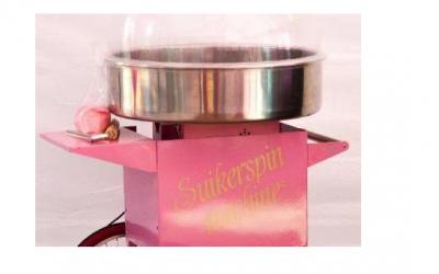 suikerspinmachine
